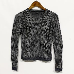 Theory | Siona Loryelle Wool Nordic Sweater S